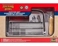 Revell Carving Set Pinewood Derby