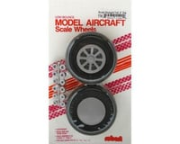Robart U-300 Scale Wheels,3""