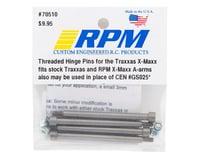 Image 2 for RPM X-Maxx Threaded Hinge Pin Set
