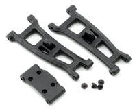 RPM Front A-Arms w/Bulkhead (Black) (GT2, SC10) | relatedproducts