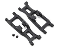 Image 1 for RPM Associated Truck Front A-Arms (Black) (2)