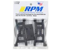 Image 2 for RPM B4 Front Arm & Bulkhead Set