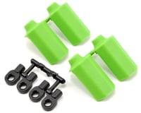 RPM Shock Shaft Guard Set (Green) (4) (Team Durango DEX410 V5)