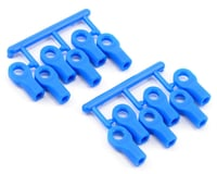 RPM Short Traxxas Turnbluckle Rod End Set (Blue) (12) | alsopurchased