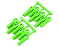 RPM Long Traxxas Nitro 4-Tec Turnbuckle Rod End Set (Green) (12)