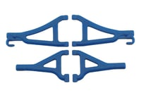 RPM Front Upper & Lower A-Arms (1/16 E-Revo) (Blue) | relatedproducts