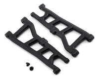 RPM Arrma Typhon 4x4 3S BLX Front Suspension Arm Set (Black)