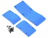 Image 1 for RPM 3-Piece Skid Plate Set (Blue) (T-Maxx #4908 & E-Maxx #3905)