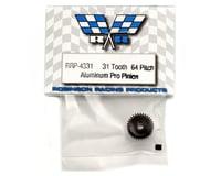 "Image 2 for Robinson Racing ""Aluminum Pro"" 64P Pinion Gear (31T)"