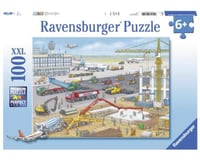 Ravensburger 10624 - Construction At the Airport Jigsaw Puzzles (100 Piece)