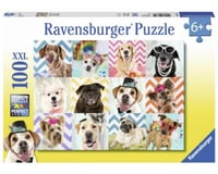 Ravensburger 10870 - Doggy Disguise Jigsaw Puzzles (100 Piece)