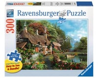 Ravensburger Cottage on a Lake 300pcs Large Format | alsopurchased