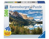 Ravensburger Beautiful Vista 500 pc Large Format