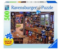 Ravensburger Dad'S Shed - 500 Pieces Large Format Puzzle | relatedproducts