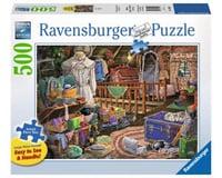 Ravensburger The Attic 500pcs Large Format