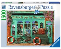 Ravensburger -The Red Bicycle Puzzle (1500 PC)