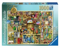 Ravensburger Bizarre Bookshop 2 1000 pc