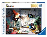 Ravensburger 1000Puz The Artist's Desk