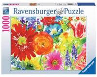 Ravensburger Abundant Blooms Puzzle (1000 Piece)