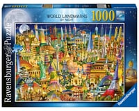 Ravensburger World Landmarks By Night