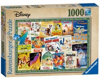 Ravensburger 1000Pc Disney Vintage Movie Poster