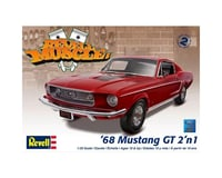 Revell Germany 1 25 '68 Mustang GT 2'n 1