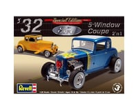 Revell Germany 1 25 '32 Ford 5 Window Coupe 2 'n 1