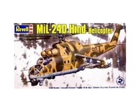 Revell Germany 1/48 MiL-24 Hind Helicopter