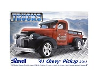 Revell Germany 1/25 '41 Chevy Pickup 2'n 1