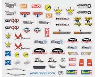 Revell Germany Dry Transfer Decal I