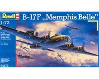 Revell Germany  1/72 B-17F Memphis Belle Usaf Bomber