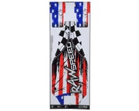 Raw Speed RC B6.1/B6.1D Chassis Protector (Flag)