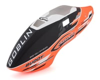 SAB Goblin 380 Buddy Canopy (Orange/Black/White)
