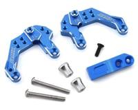 Samix Element RC Enduro Front Shock Plate (Blue)