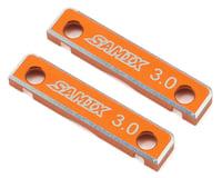 Samix Cobra GT 3.0 Gear Cover (Orange) (Serpent S811 3.0)