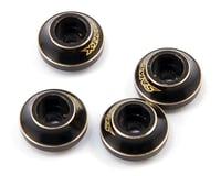 Samix Traxxas TRX-4 Brass Shock Spring Cups (Black) (4) | alsopurchased