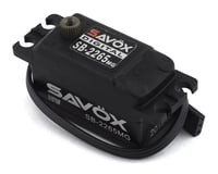Savox SB-2265MG Black Edition Low Profile Brushless Metal Gear Servo