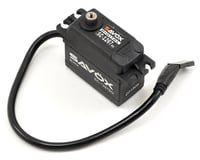Savox SC-1267SG Black Edition Super Speed Steel Gear Servo (High Voltage)