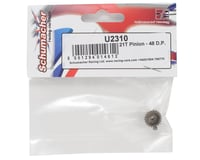 Image 2 for Schumacher 48P Steel Pinion Gear (3.17mm Bore) (21T)