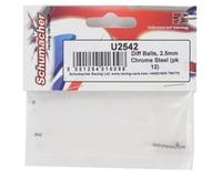 Image 2 for Schumacher 2.5mm Chrome Steel Differential Balls (12)
