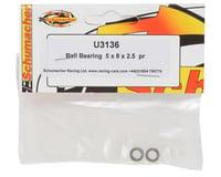 Image 2 for Schumacher 5x8x2.5mm Ball Bearings (2)