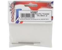 Image 2 for Schumacher 1/8x50mm Rear Inner Hinge Pin Set (2)