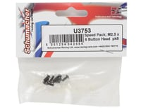"Image 2 for Schumacher 2.5x6mm Button Head Screw ""Speed Pack"" (8)"
