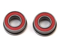 """Schumacher Atom 1/4x1/2"""" Flanged Red Seal Ball Bearing (2)"""