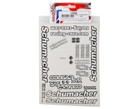 Image 2 for Schumacher Cougar SVR Decal Sheet (2)