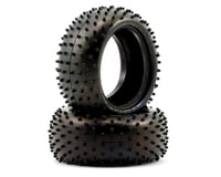 "Schumacher ""Mini Spike 2"" 2.2"" 1/10 Buggy Rear Carpet Tires (2)"