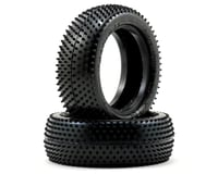 "Schumacher ""Mini Pin"" 2.2"" 1/10 4WD Buggy Front Carpet Tires (2)"