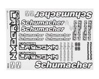 Schumacher Cougar Laydown Decal Sheet | alsopurchased