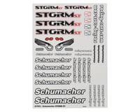 Schumacher Storm ST Decals