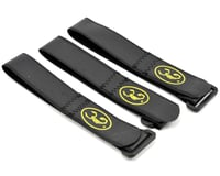 Scorpion Battery Lock Strap Set (3) (Large) (Align T-Rex 600E)